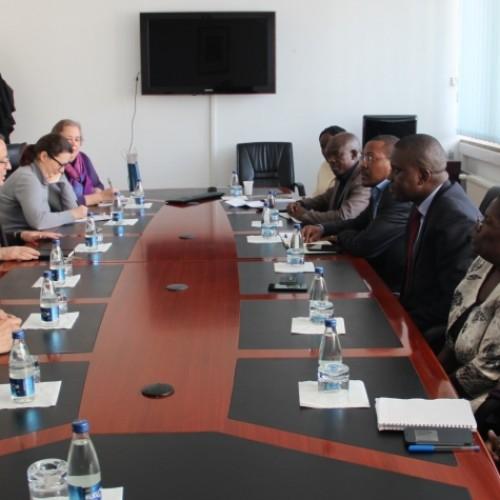 Një delegacion i Bankës Qendrore të Ugandës zhvilluan një vizitë pune në BQK