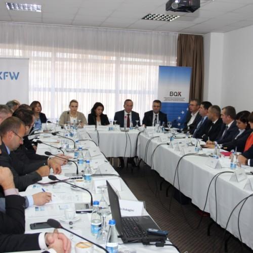 """Banka Qendrore e Republikës së Kosovës në bashkëpunim me Bankën Gjermane për Zhvillim KfW organizuan : Tryezën e Rrumbullakët me temën """"Financim dhe Sigurim për Agrokulturë"""""""