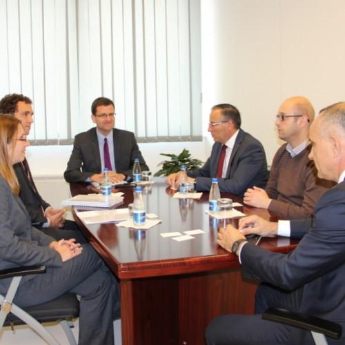 Guvernatori Hamza priti një delegacion të lartë nga Deutsche Bundesbank