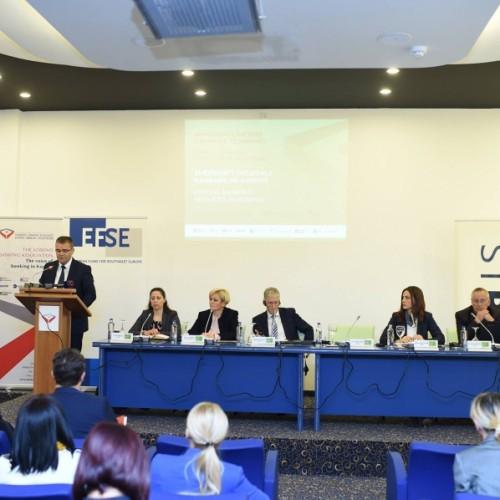 """Në Prishtinë  u mbajt Konferenca  """" Shërbimet Digjitale Bankare në Kosovë """""""