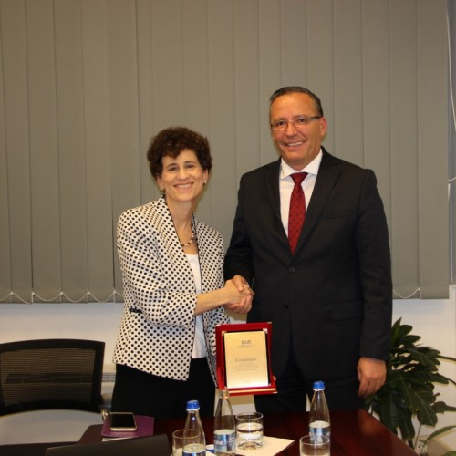 Banka Botërore  premton vazhdimin e  projekteve  për Bankën Qendrore të Kosovës