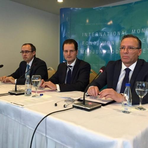 Bordi i Fondit Monetar Ndërkombëtar (FMN) i mundëson Kosovës qasje të financimit prej 100 milionë euro