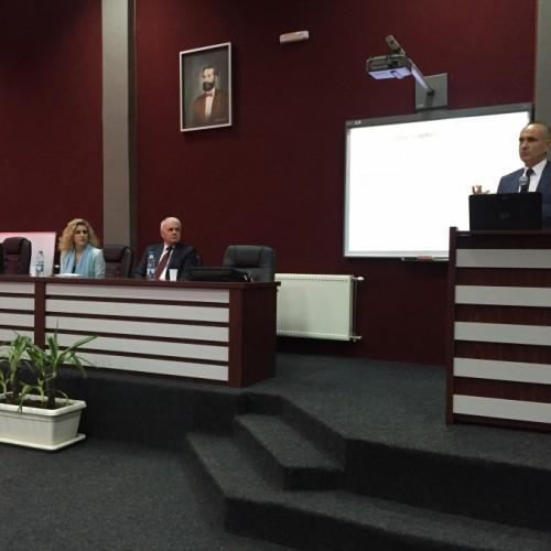 Në kuadër të Javës Ndërkombëtare të Parasë u mbajt ligjërata në Universitetin e Prizrenit