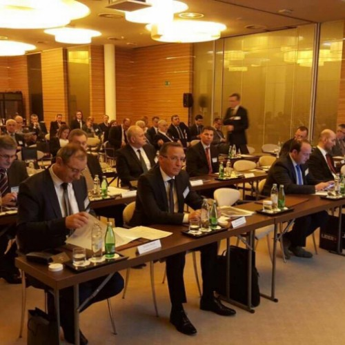 Guvernatori Hamza merr pjesë në takimin e guvernatorëve të rajonit në Umag të Kroacisë