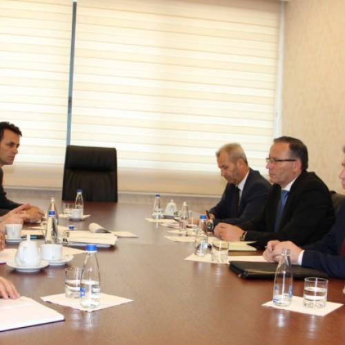 Kosova do të implementojë Sistemin e Avancuar të Shpërndarjes së të Dhënave të Përgjithshme të FMN-së