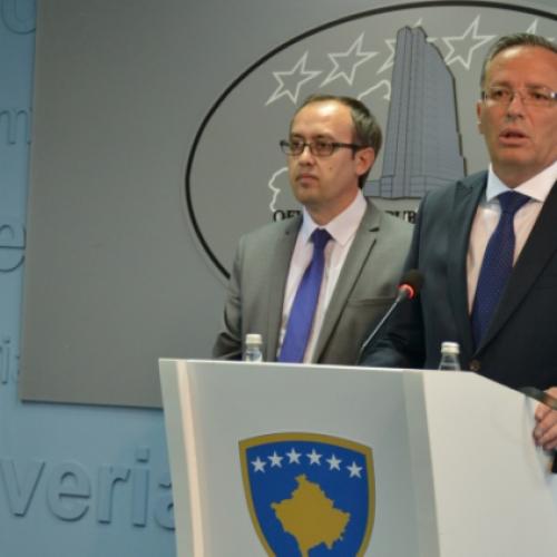 Prezentohen  aktivitetet e zhvilluara dhe rezultatet  e delegacionit të Kosovës  nga takimet pranverore  të FMN dhe BB
