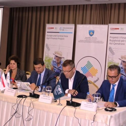Në Prishtinë u mbajt takimi i sektorit të Sigurimeve Bujqësore në Kosovë