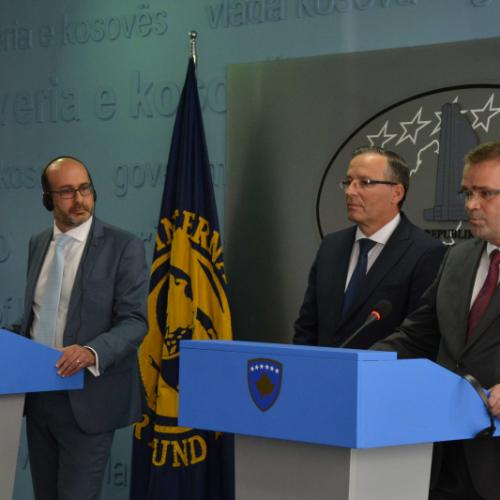 U.D i Guvernatorit Fehmi Mehmeti konfirmon qëndrueshmërinë e  sektorit bankar në Kosovë