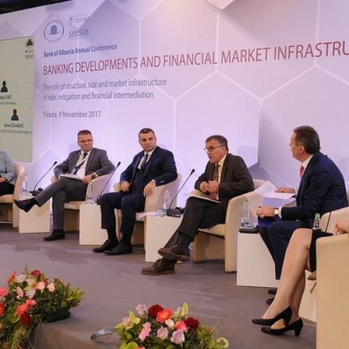 Ka përfunduar punimet Konferenca Vjetore e Bankës së Shqipërisë