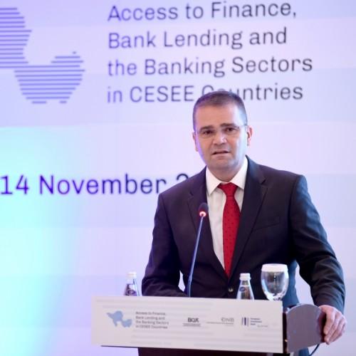 """Ka përfunduar Konferenca Ndërkombëtare """"Qasja në financa, kreditimi bankar dhe sektorët bankarë në vendet e Evropës Qendrore, Lindore dhe Juglindore"""""""