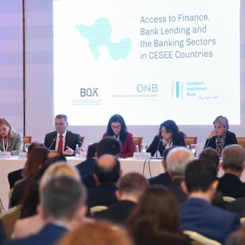 Konferenca e BQK, OeNB, EIB