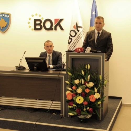 BQK mbajti konferencën e fundvitit me media
