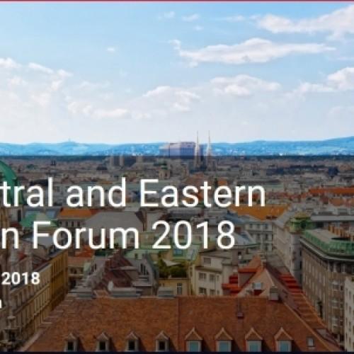 U.d. Guvernatori Mehmeti mori pjesë në Forumin e Evropës Qendrore dhe Lindore 2018, të organizuar nga EuroMoney Center në Vjenë
