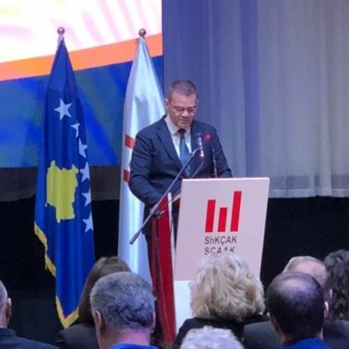 """U.d Guvernatori z. Mehmeti mori pjesë në Konferencën """"Zhvillimi i profesionit të kontabilitetit dhe auditimit në dekadën e parë të Pavarësisë"""""""