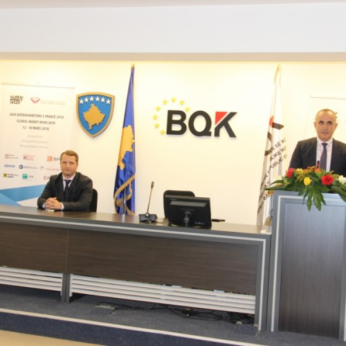 Banka Qendrore e Kosovës së bashku me Shoqatën e Bankave të Kosovës fillojnë aktivitet për Javën Ndërkombëtare të Parasë