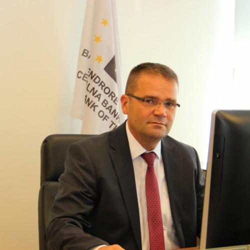 Fehmi Mehmeti  zgjedhet Guvernator i Bankës Qendrore të Republikës së Kosovës