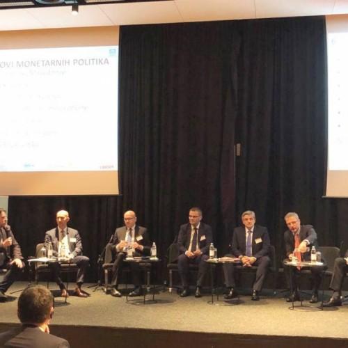 U.D Guvernatori Mehmeti mori pjesë në Takimin Regjional të Guvernatorëve dhe Udhëheqësve të Sektorit Financiar në Rovinj