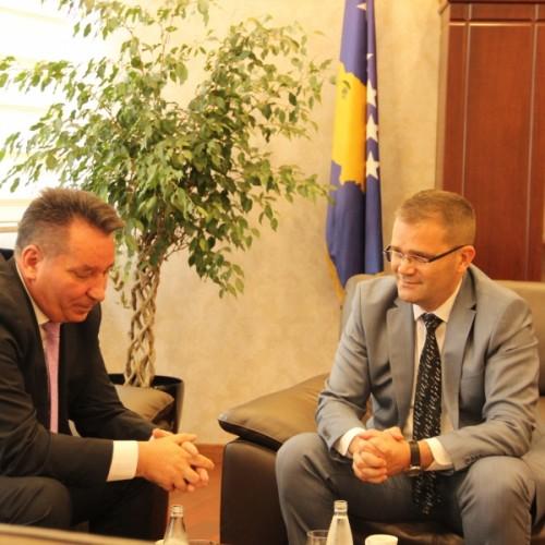 Mehmeti: BQK-ja do të mbështesë projektet që mundësojnë rritje ekonomike dhe hapje të vendeve të reja të punës