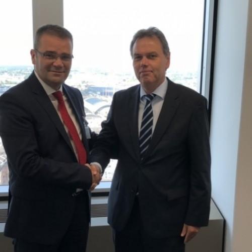 Së shpejti marrëveshja e mirëkuptimit mes BQK-së dhe Bankës Qendrore Evropiane