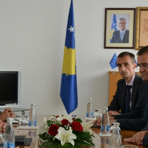 Guvernatori Mehmeti: BQK-ja ka përfituar shumë nga mbështetja e Bankës Botërore