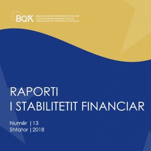 BQK publikoi edicionin e ri të Raportit të Stabilitetit Financiar