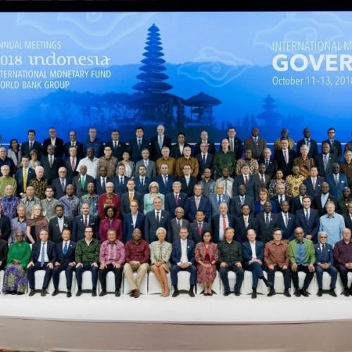 Delegacioni i Kosovës përfundoi pjesëmarrjen në takimet vjetore të BB dhe FMN-së