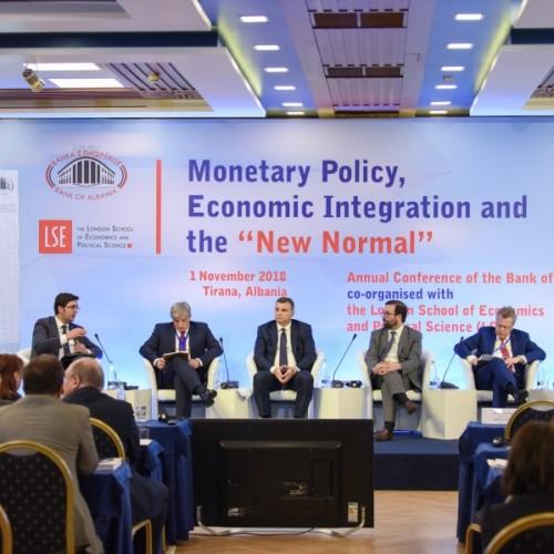 Zëvendësguvernatori Havolli merr pjesë në Konferencën vjetore të Bankës së Shqipërisë