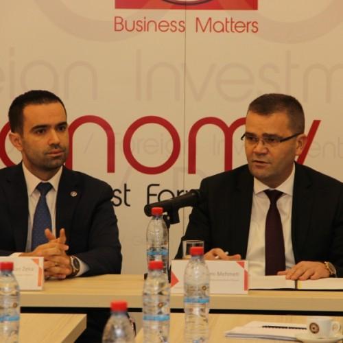 Mehmeti: BQK e angazhuar fuqishëm në mbështetje të zhvillimit ekonomik dhe rritjes së punësimit