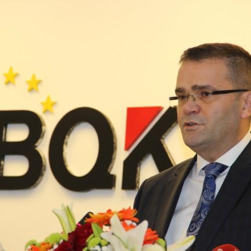 Guvernatori Mehmeti: Viti 2018 me zhvillime pozitive në sektorin financiar