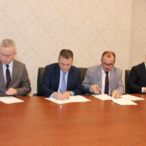 Nënshkruhet Marrëveshja e Bashkëpunimit për ngritjen e sigurisë në sektorin bankar