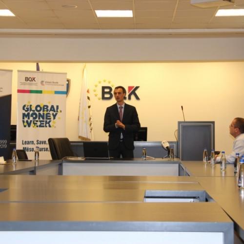 BQK-ja informoi bankierët e rinj me mënyrën e funksionimit dhe rolin e saj në ekonomi