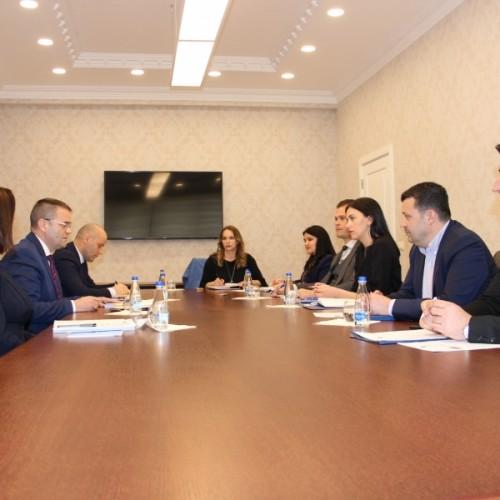 Guvernatori Mehmeti takoi anëtarët e grupit punues për mbikëqyrjen e zbatimit të Ligjit për Parandalimin e Konfliktit të Interesit në Ushtrimin e Funksionit Publik