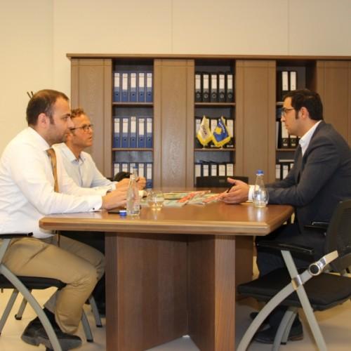 Zëvendësguvernatori Havolli kërkon nga FKGK-ja rritjen e skemës së garantimit të kredive për bizneset