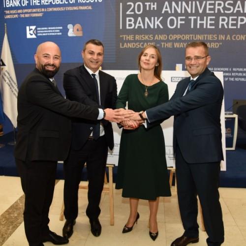 Nënshkruhet memorandumi i bashkëpunimit mbi qeverisjen korporative të bankave