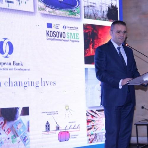 """Guvernatori Mehmeti merr pjesë në prezantimin e """"Raportit të Tranzicionit për vitin 2019"""""""