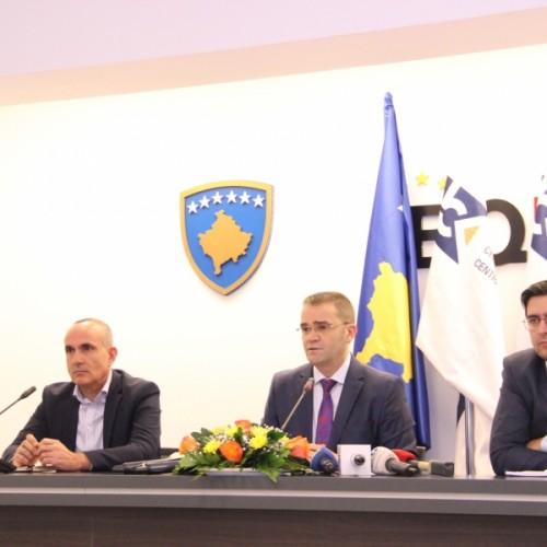 Guvernatori Mehmeti: BQK-ja angazhohet për stabilitet në sektorin financiar dhe mbrojtje të konsumatorëve